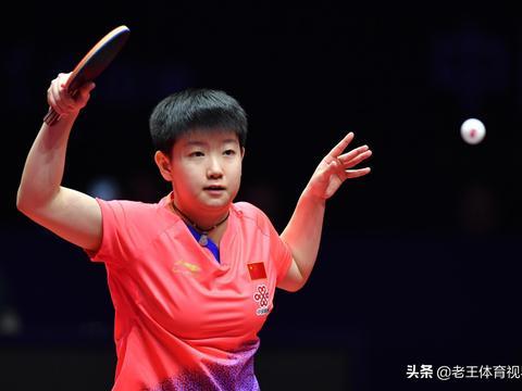 东京奥运会国乒6人名单悬念骤减,刘诗雯接近胜出,男队马龙领衔
