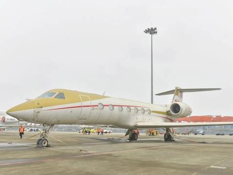 马云王健林同款,5亿的私人飞机要拍卖!甘肃前首富的败局……