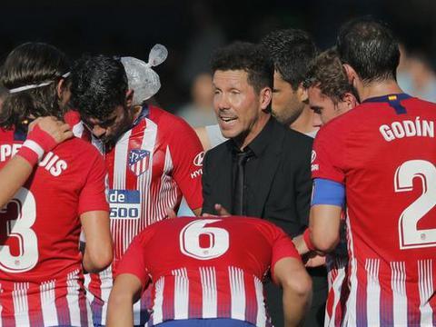 马竞豪取联赛7连胜,球员氛围非常融洽,名宿劝巴黎不要签约梅西