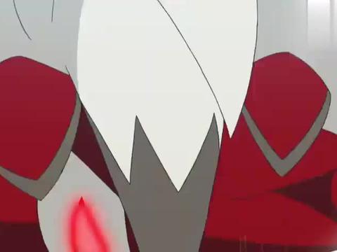 宠物小精灵:逆鳞发出狂怒,愤怒的力量很强,小智怕不怕