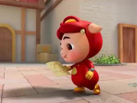 动漫:小猪哥还是那么急性子,看见幻影就动手,也不问问缘由