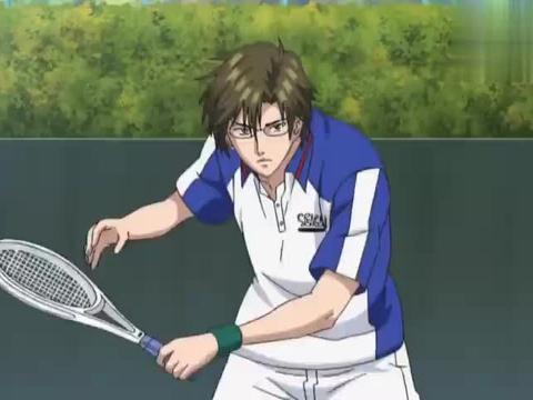 新网球王子:迹部有狂啊,感受到了压力的存在,帝王也紧张
