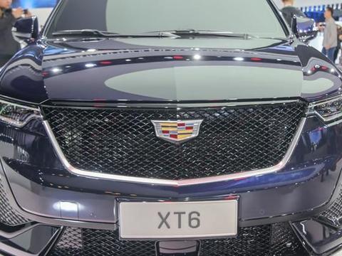 凯迪拉克XT6放下二线豪华品牌的架子,降到33万,满满的诚意