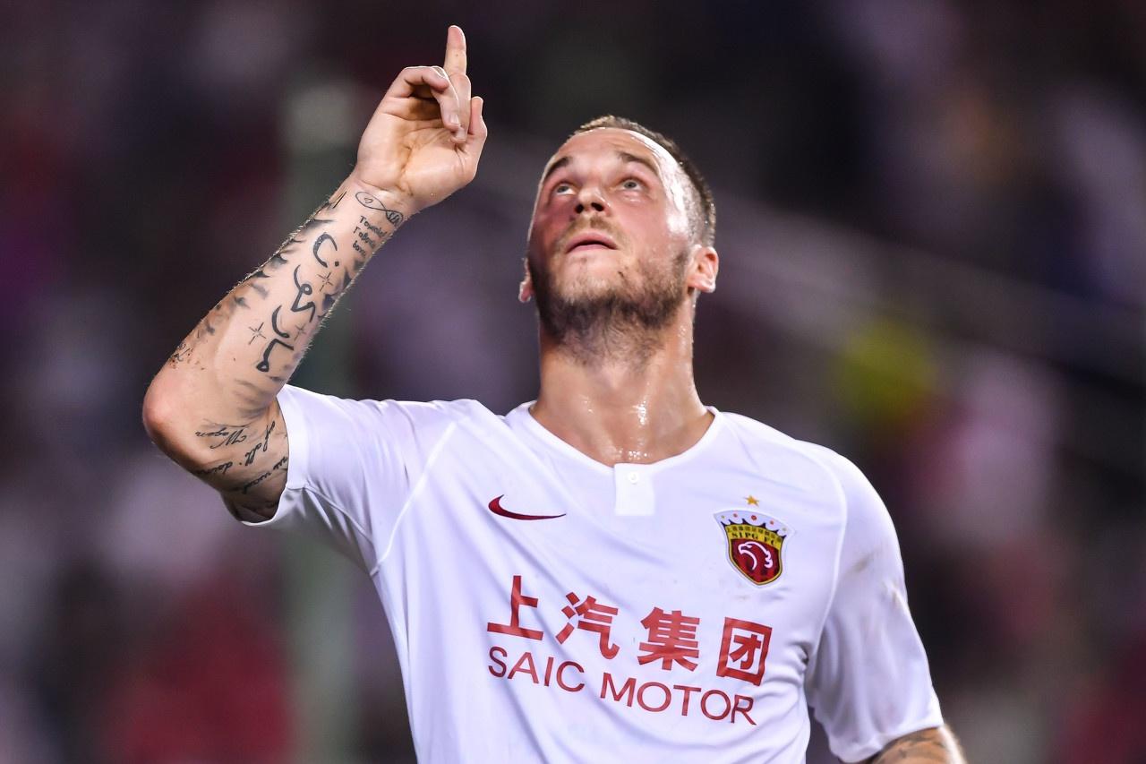 经纪人:阿瑙托维奇人在中国,他对转会欧洲顶级联赛并不感兴趣