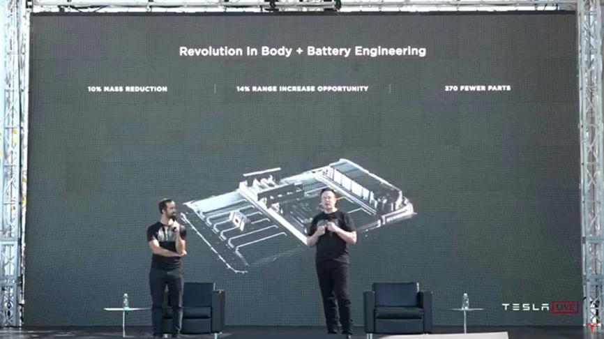 新车资讯 | 蜂窝结构 特斯拉4680电池第一张照片曝光
