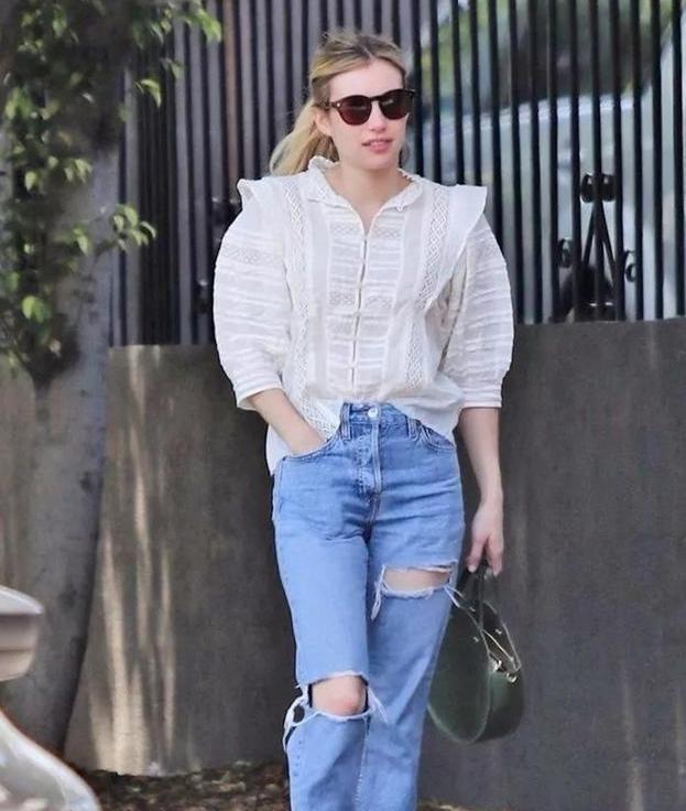 """不要再穿阔腿裤,这些""""紧身裤""""上线了,显瘦显高又时髦"""