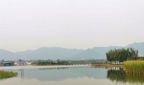 石家庄最大的湿地公园,有一千一百多亩水域,却不收门票