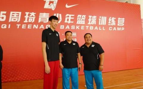 周琦恩师宣布出山,加入国家队为男篮打造未来