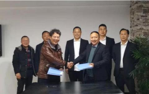 新年新篇章,湖北省中科产业技术研究院增添校企合作开门红