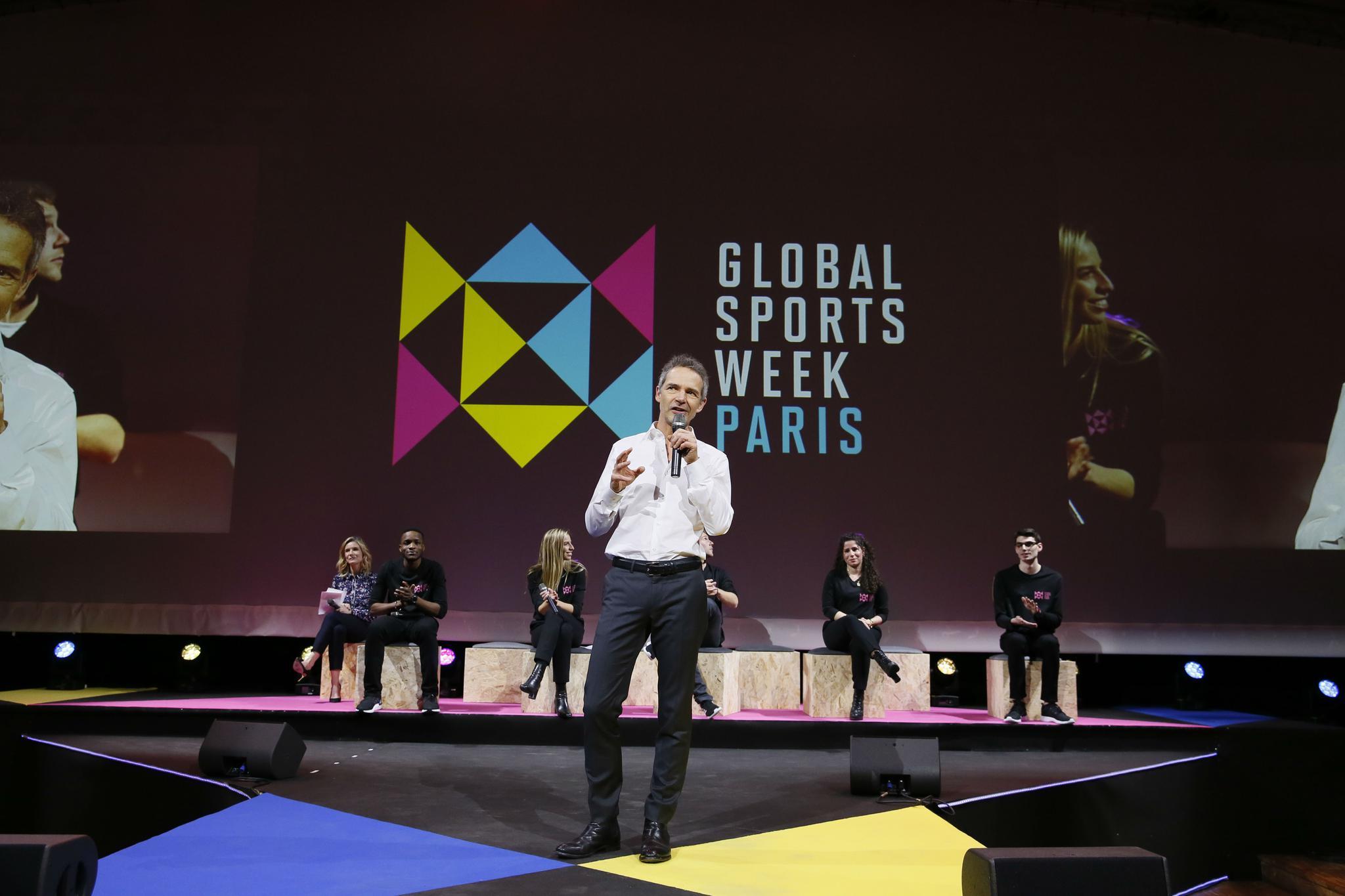 专访世界体育周主席Lucien Boyer——以独一无二的峰会引领体育产业的重塑大业