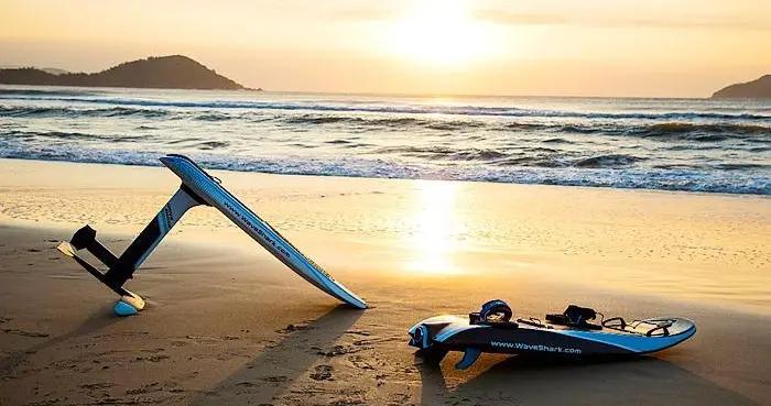 WaveShark两款水上运动新品上市 获全球媒体广泛关注