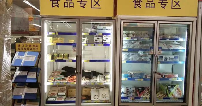 吉林省已有5579家单位注册,买进口冷链食品可扫码溯源