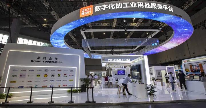 中国国际工业博览会 展示绿色化工产业集群