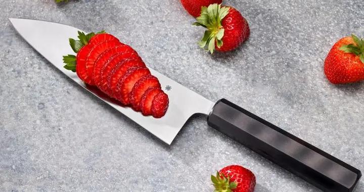 作战厨房:能吃又能打——用流行的战术刀准备美食