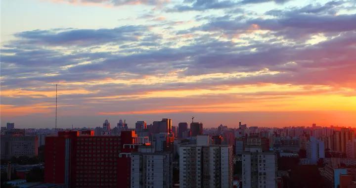 北京最新天气预报:冷空气登场,明天将开启大风降温模式