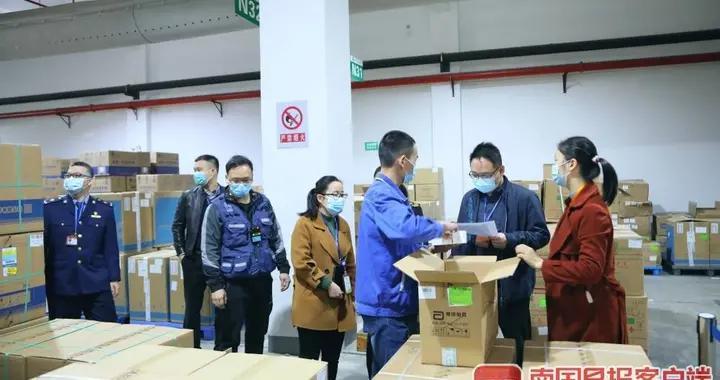 南宁监督抽验防疫物资产品质量,不合格产品将依法追究责任