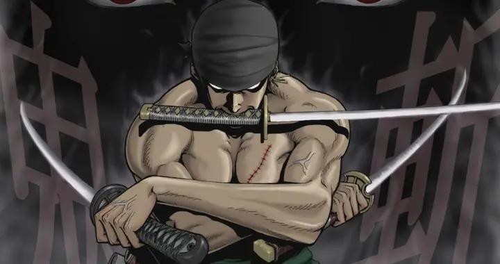 海贼王:尾田证实索隆的左眼已瞎,还在幻想索隆开眼的人醒醒吧