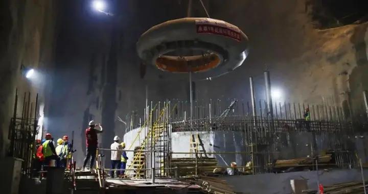 永泰抽水蓄能电站有重大进展