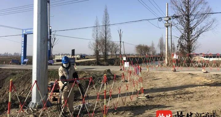 南京高淳供电所为螃蟹养殖业发展提供可靠电力保障