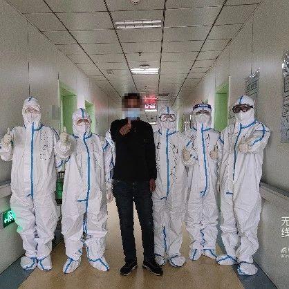 河北省胸科医院累计125例确诊患者治愈出院