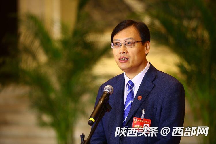委员通道丨陈斌:通过科技创新驱动能源向绿色低碳转型 推动陕西能源产业高质量发展