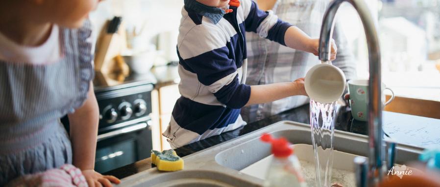 做家务是最好的早教,让孩子在寒假动起来