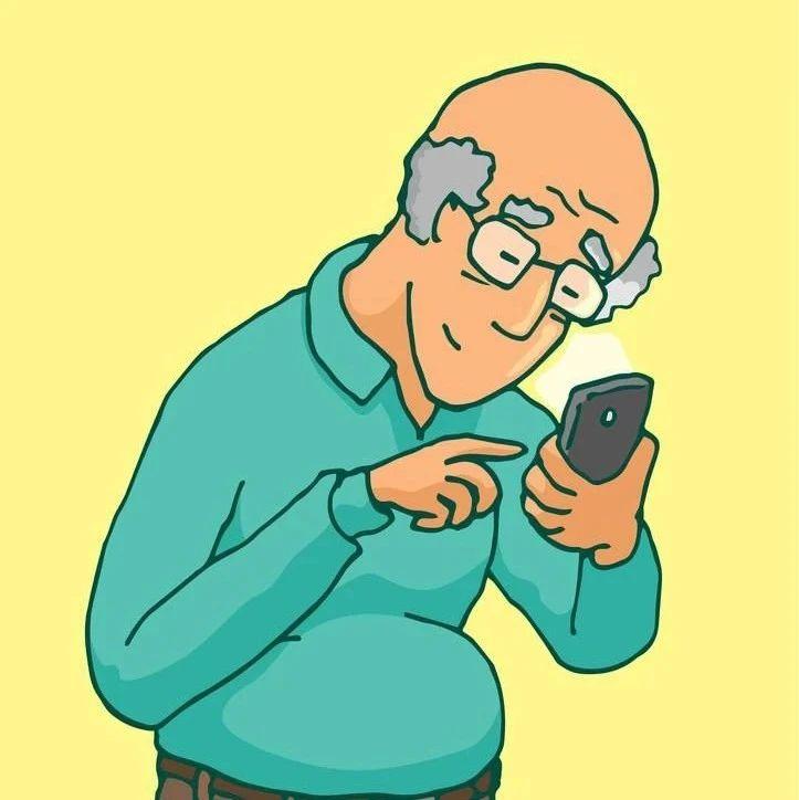 老年人不会用智能手机?来这里免费学!