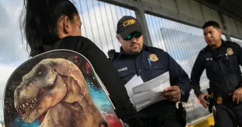 美法官叫停拜登政府移民新规:超出联邦政府权限