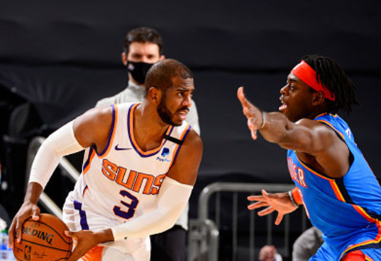 NBA头号神队连灭西部两强,35岁保罗轰32分仍自责