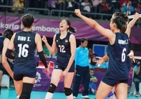 如李盈莹进入奥运主力阵容并打大主攻,有多大的可能性夺冠?