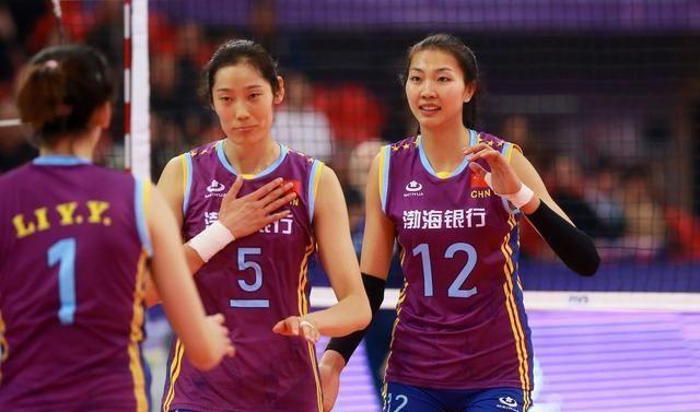 李盈莹和天津女排在奥运会后可能迎来新的主教练!会是蔡斌吗?