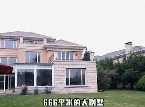 李湘千万豪宅曝光!占地666平厨具就达百万,自曝月花销65万