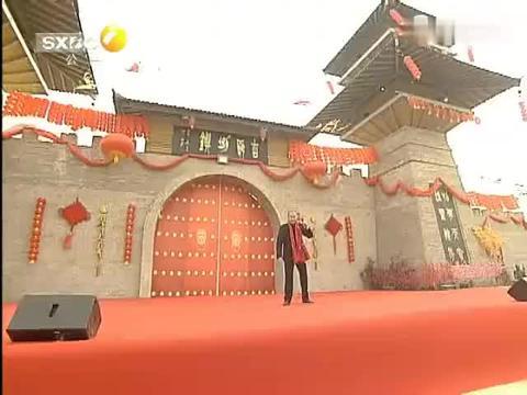徐松林演唱秦腔《祝福》选段
