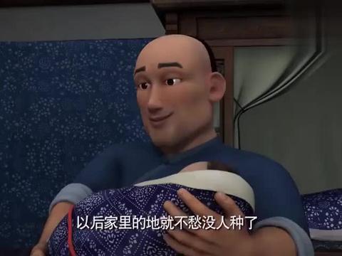 少年张謇:天才张謇出生了,太可爱了,原来张謇的名字是这个含义