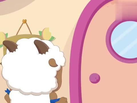 喜羊羊:沸羊羊想要签名照,抱住了小鸭子,就是不撒手