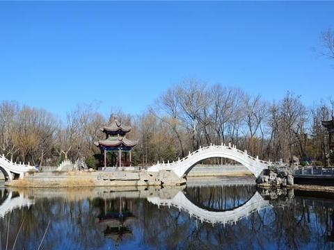 天津公园走红,曾经的农庄与西湖相提并论,门票免费却鲜为人知