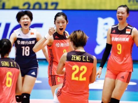 中国女排4竞争或即将揭晓!3边攻将一决高下,4副攻恐分出胜负