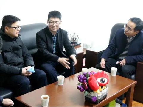 市委常委、副市长曹汉平走访慰问统战领域联谊交友党外代表人士