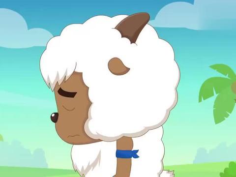 喜羊羊与灰太狼:沸羊羊拿到签名,签名变成白纸,他也很惊讶