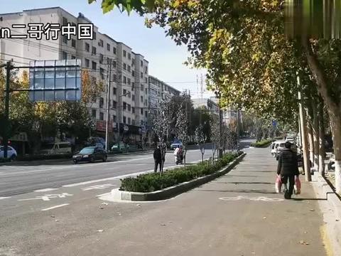 洛阳偃师市,比着郑州地区的县城略逊一筹