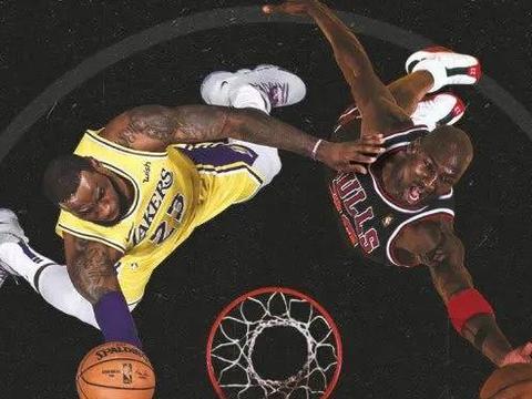 四个方面诠释,克利夫兰国王詹姆斯的NBA生涯!