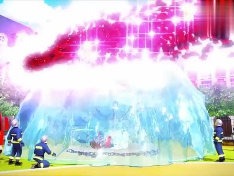 瓢虫雷迪:两个人配合默契,成功打败暴雪,净化了黑化蝶
