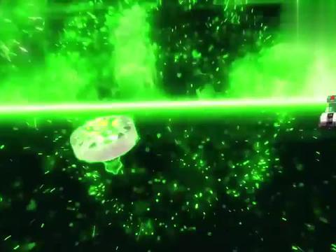 心奇爆龙战车:速音鼠吞噬木之力,长成巨大怪物,随意攻击人类