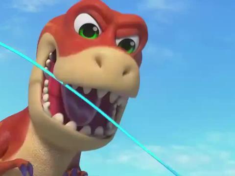 时空龙骑士:同心力急剧飙升,恐龙和人类真是越来越默契了!