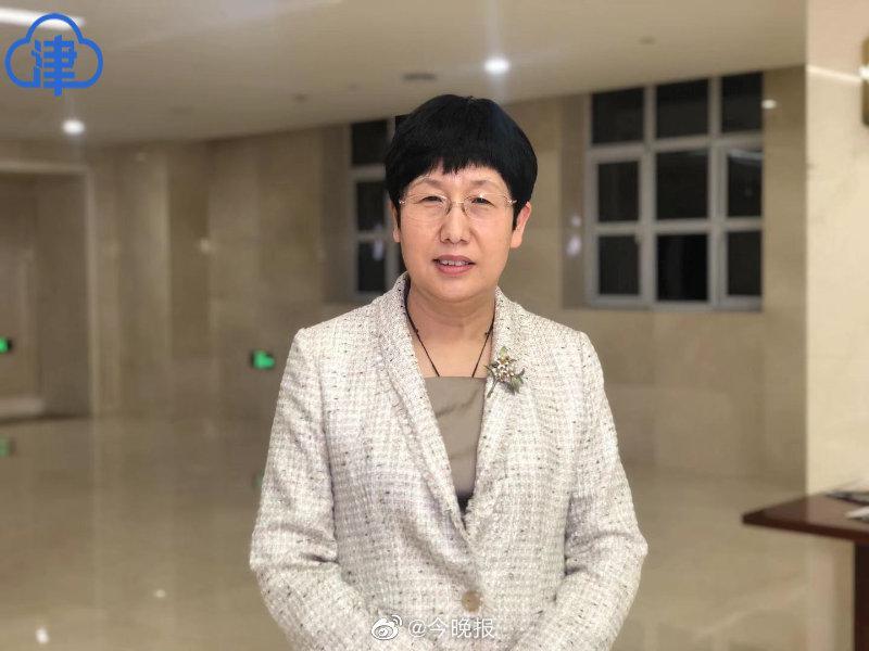 """天津市人大代表许建辉:""""平战结合""""应对突发公共卫生事件"""