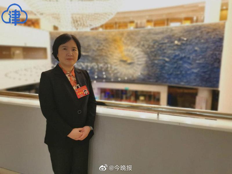 天津市政协委员闫凤英:推进天津P3生物安全实验室建设