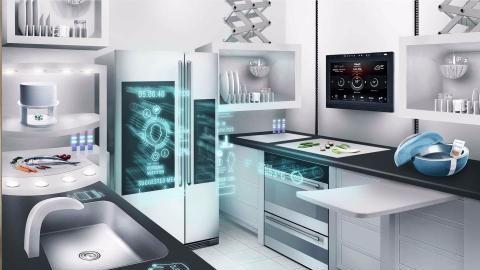 翰萨智能:智能家居系统规划区域