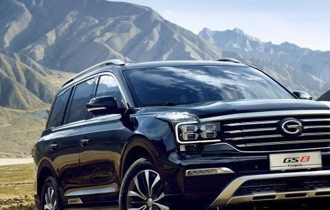 让普通消费者开上中型SUV,配Infinity音响,比红旗HS5廉价1万多