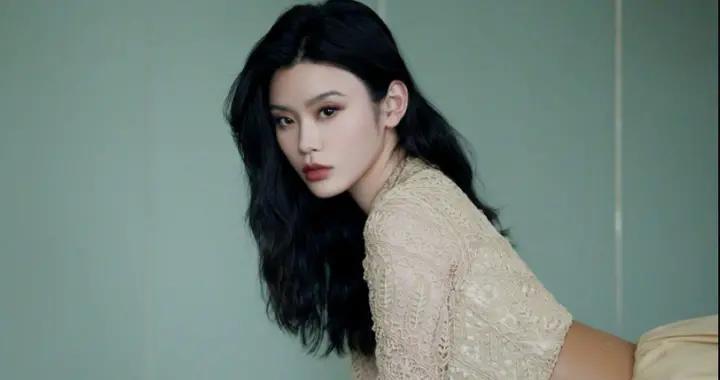 奚梦瑶与刘嘉玲同框出镜,两人相差24岁,超模气场还不如演员?