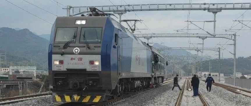 金台铁路静态验收收官在即!坐火车去台州吃海鲜你期待吗?